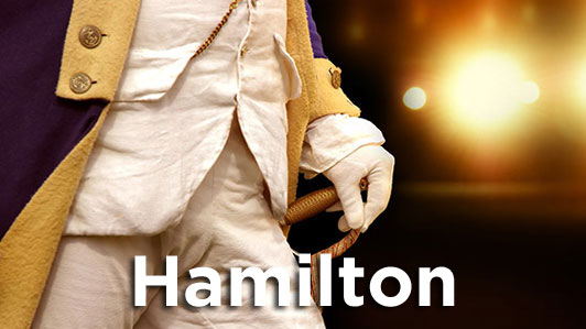 Get your cheap tickets to see Hamilton in San Francisco today!